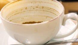 Bardak ve Fincandan Kahve Lekesi Nasıl Çıkar? Pratik Yolları