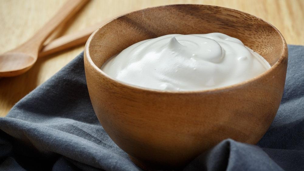 Tırnak Mantarı için yoğurtun faydaları