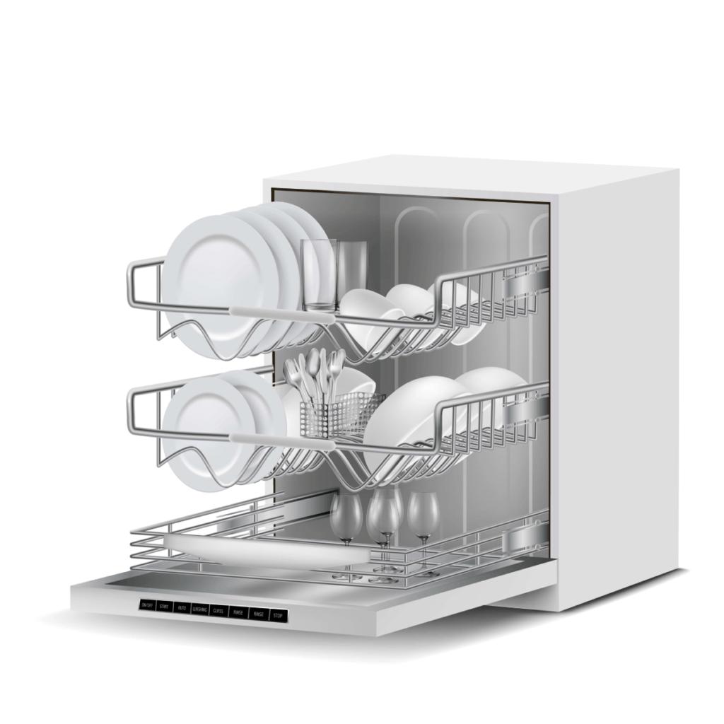 Bulaşık Makinesi Ne ile Temizlenir?