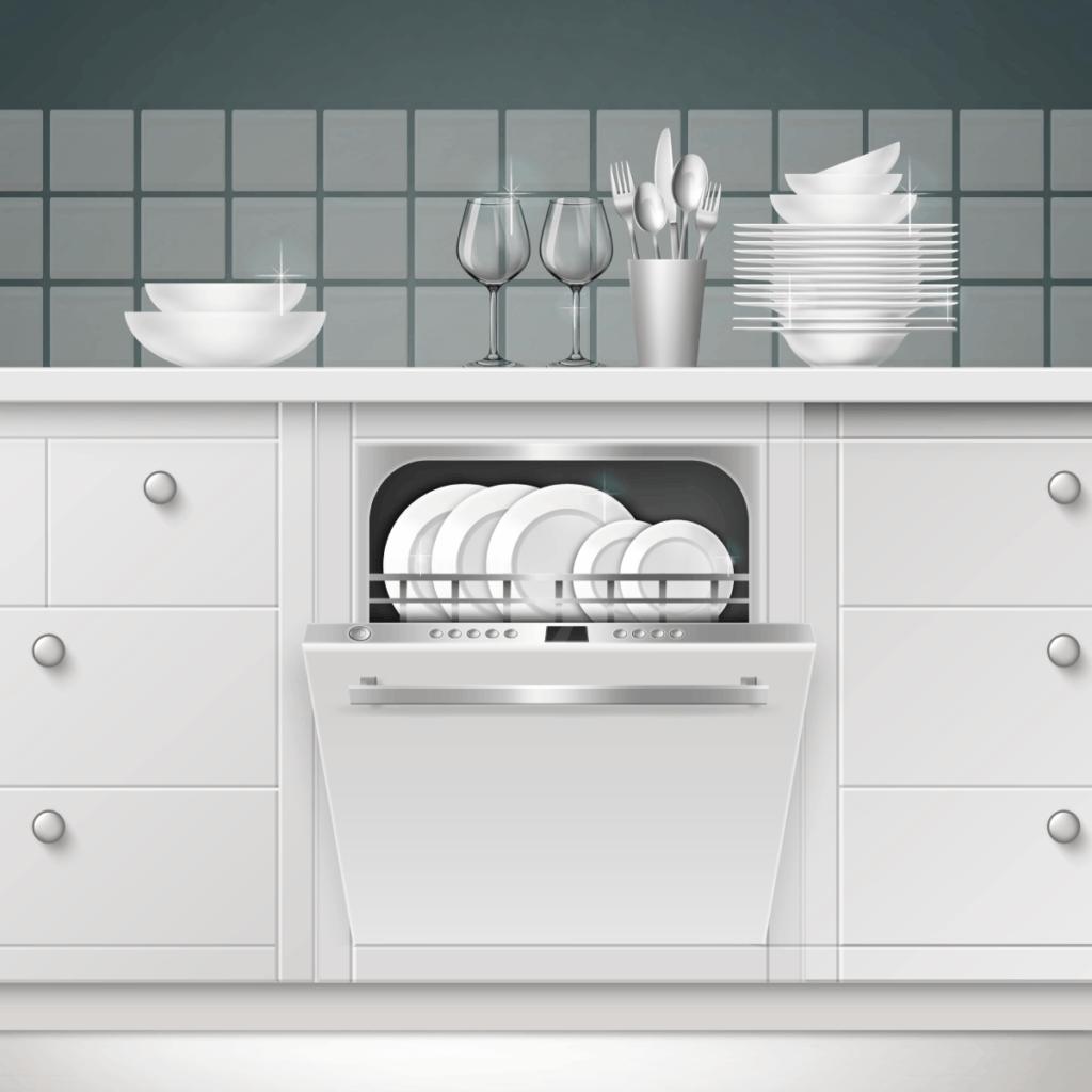 Bulaşık Makinesi Filtre Temizliği Nasıl Yapılır?