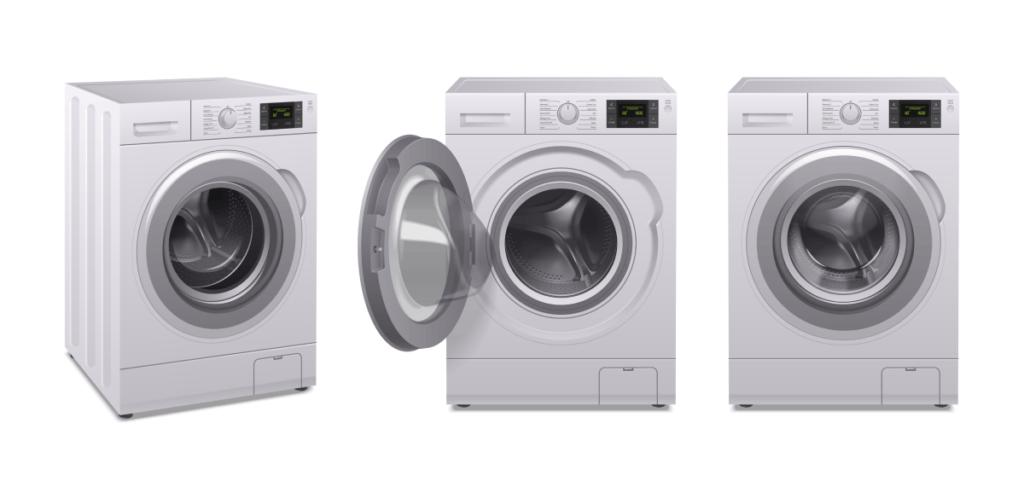 Çamaşır Makinesi Sirke ile Nasıl Temizlenir?