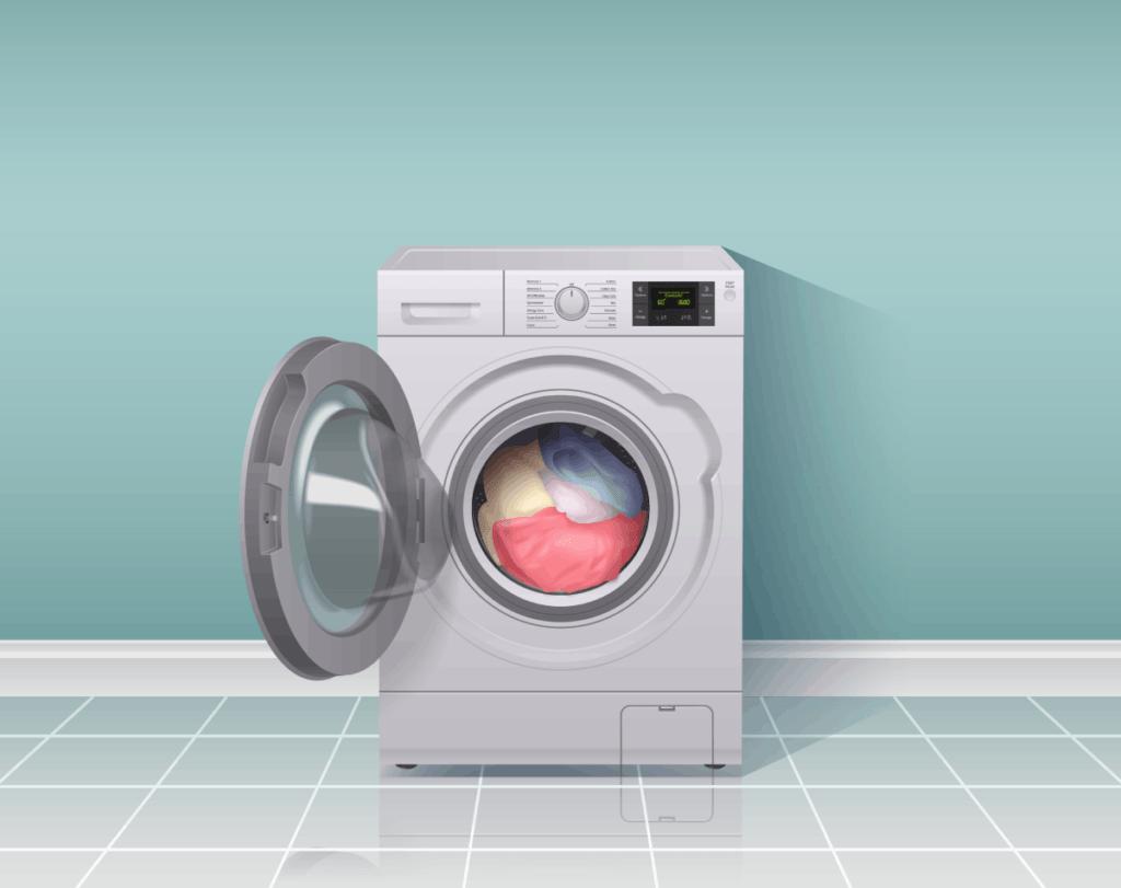 Çamaşır Makinesi Kireci Nasıl Temizlenir?