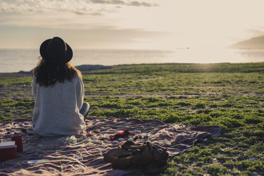 sakin hayat yaşamak