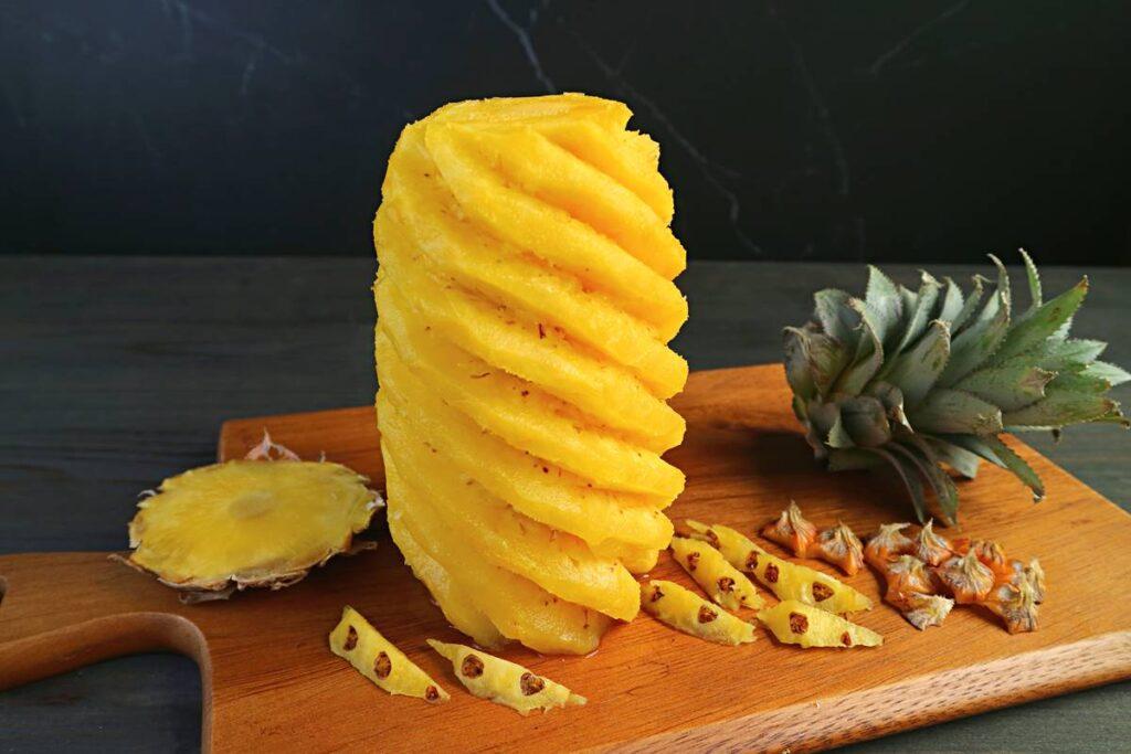 Ananas Soyma Yöntemi