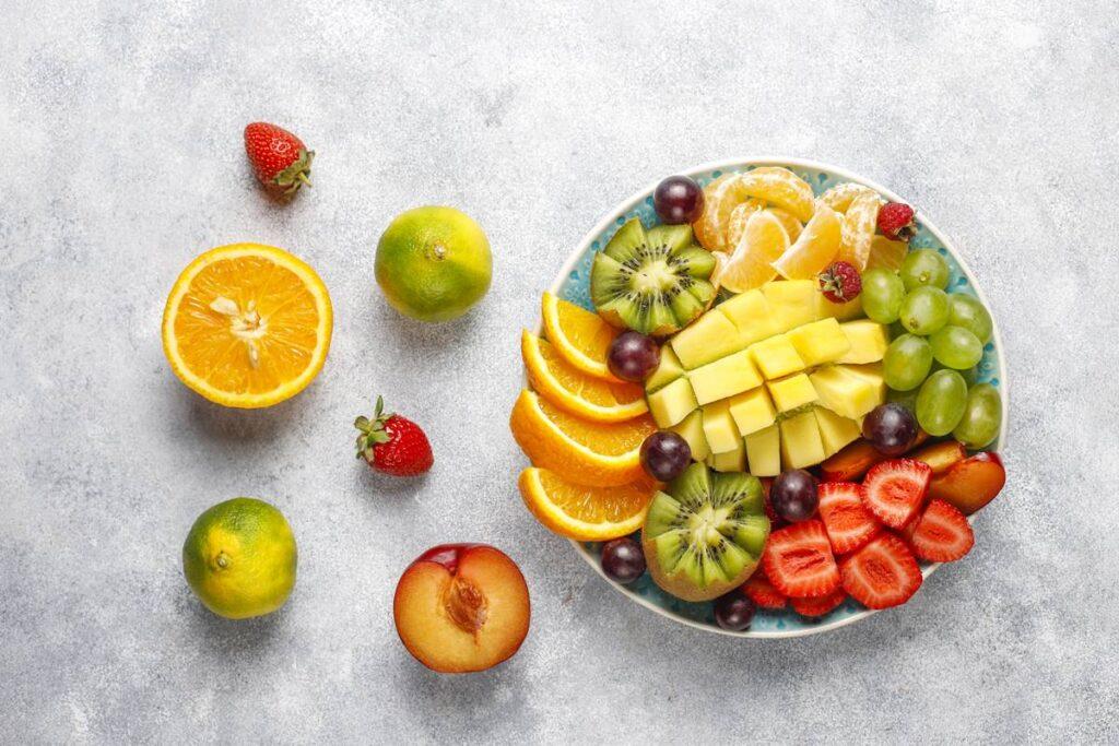 beslenmede renk grupları