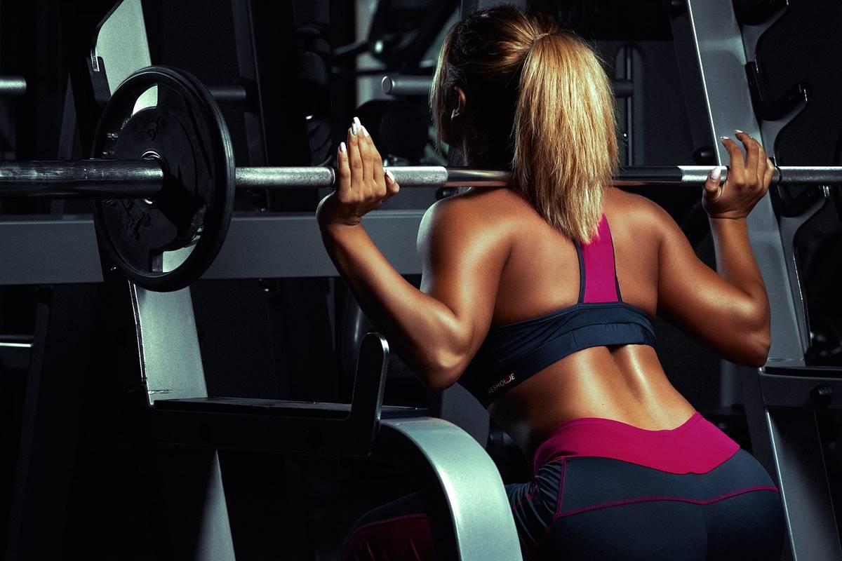 Overhead Squat Egzersizi ile Alt Vücudunuz Gelişecek