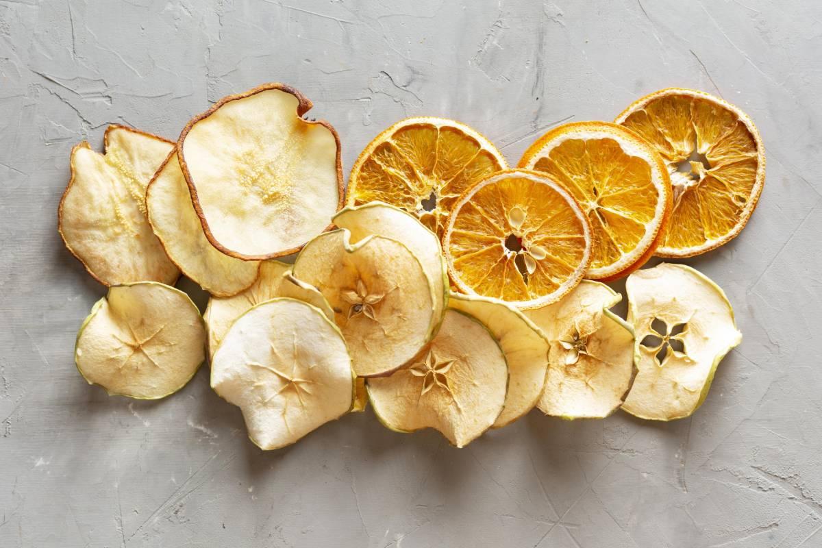 Portakalı Evde Kurutmak! Yiyecekleri Kurutmak İçin Püf Noktalar