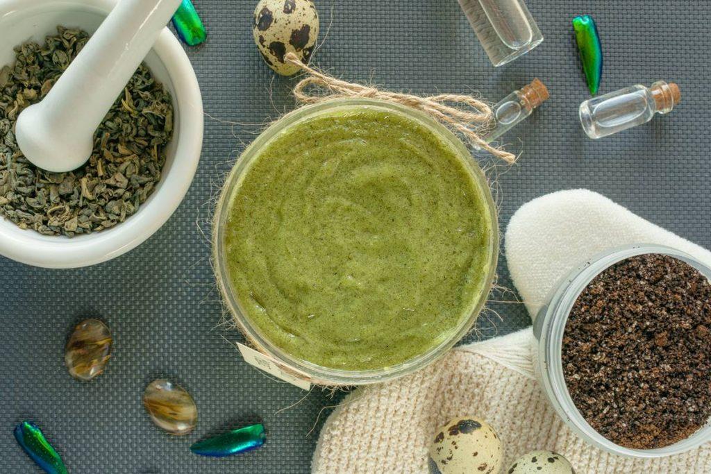 Yeşil Çay ile Cilt Bakımı Önerileri;