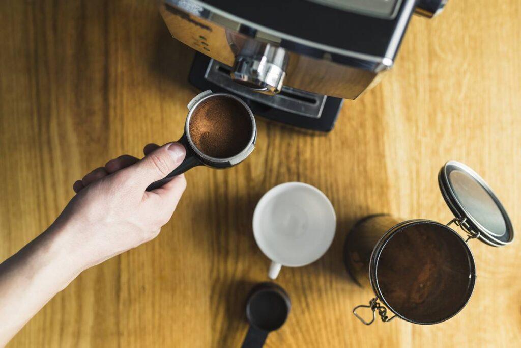 Kahve Makinesinin Temizliği