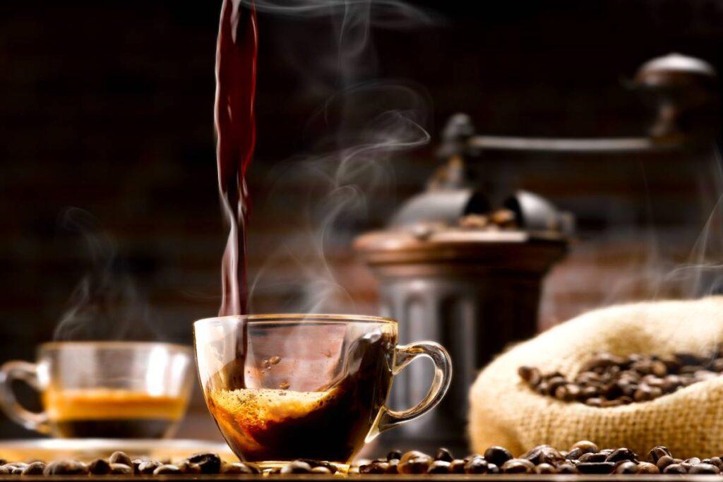 Kahvenin Tazeliğini Gösteren Detaylar