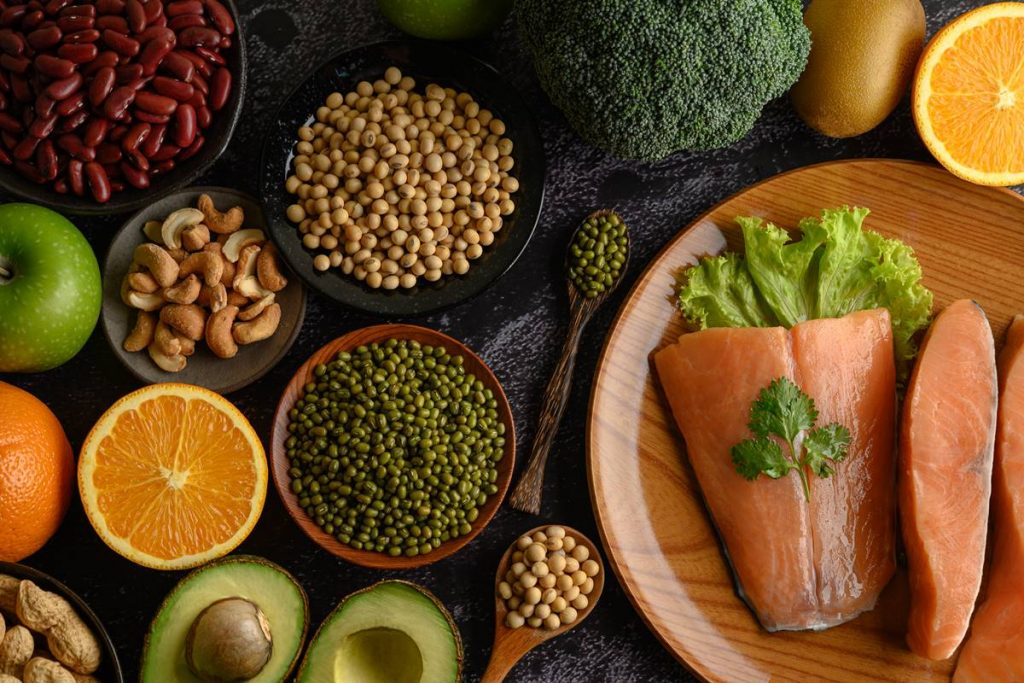 Göbek Yağları için Bol Protein Tüketin