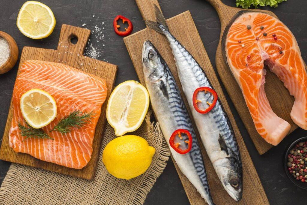 En İyi: Koyu Renkli Balık (Ton Balığı, Somon)