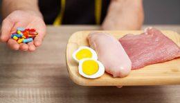 Yumurta Yiyerek Kas Kütlenizi Büyütebileceğinizi Biliyor Muydunuz?