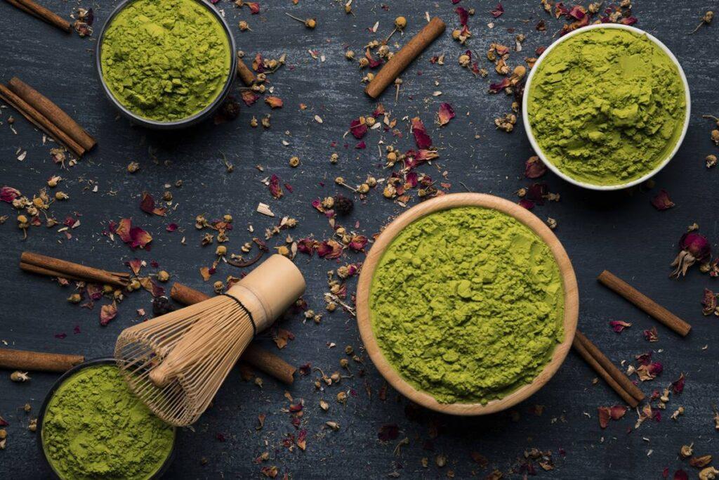 Matcha Çayının Hazırlanışı
