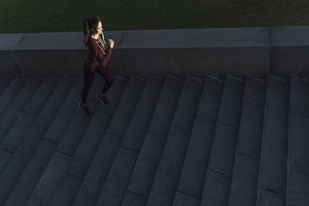 Merdiven Çıkma Antrenmanı ile İlgili Öneriler;