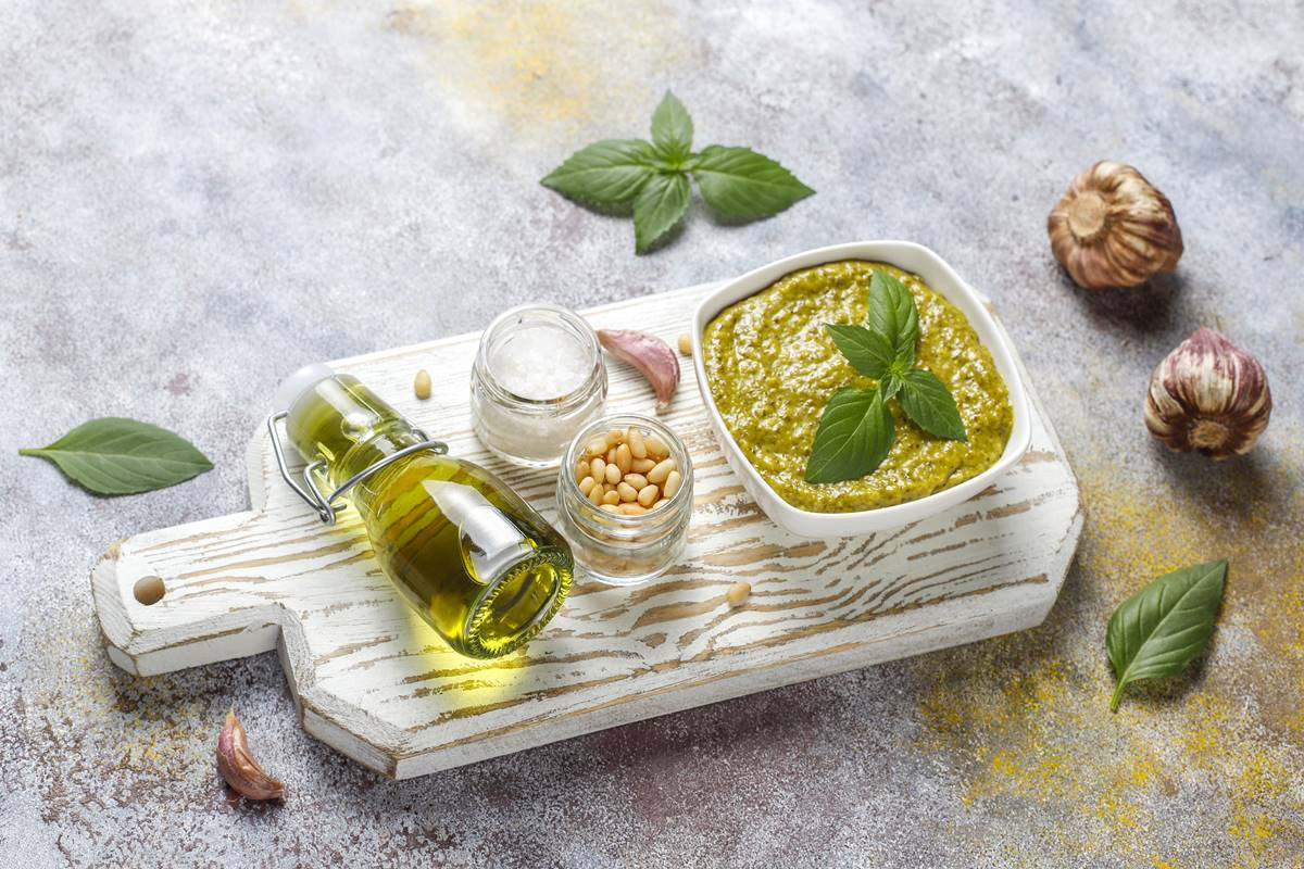Pesto Sos Yapılışı için Bilmeniz Gereken Özel Şef Tüyoları