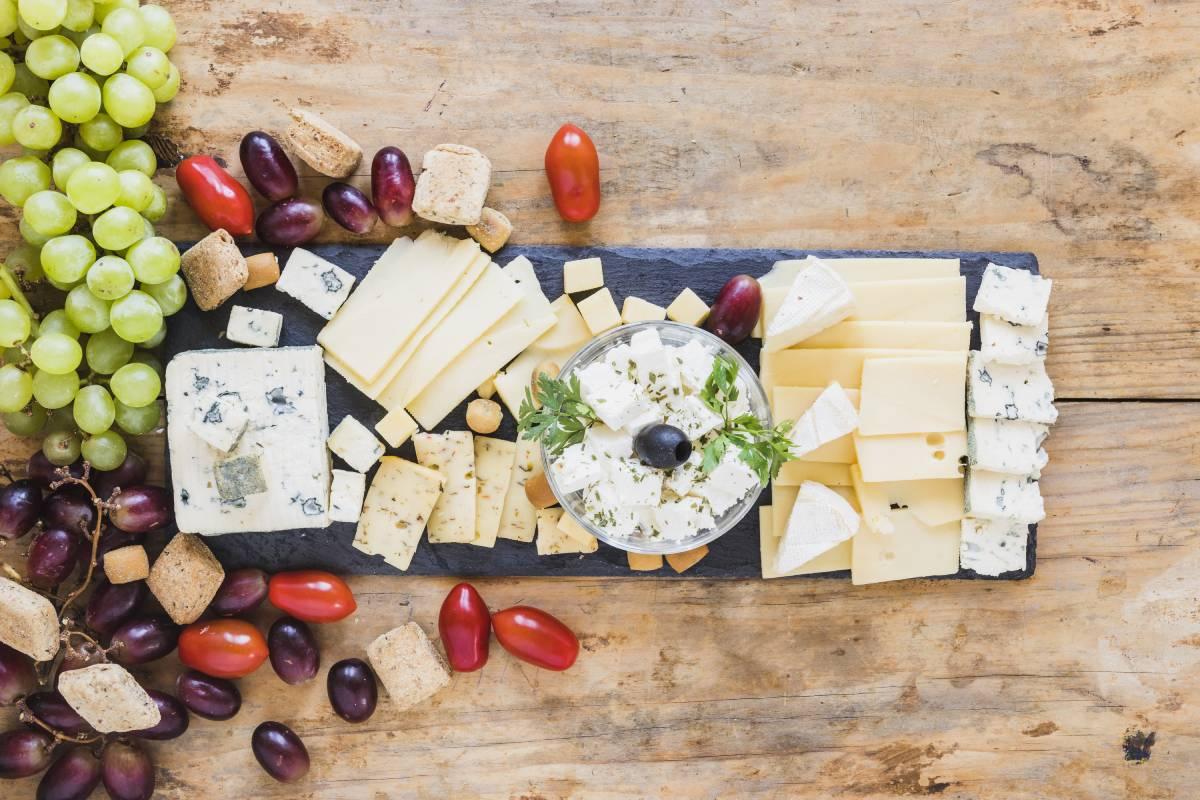 Peynir Tabağı İçin En İyi Sunum Nasıl Hazırlanır? Yok Böylesi