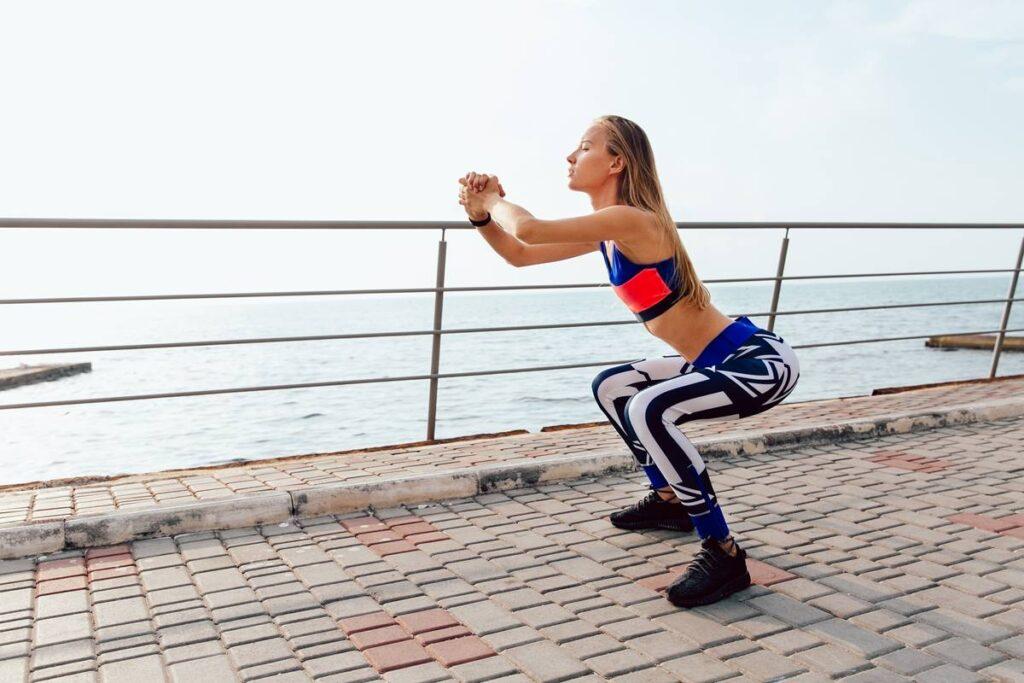 Overhead Squat Egzersizinde Yeniyseniz Boş Başlayın
