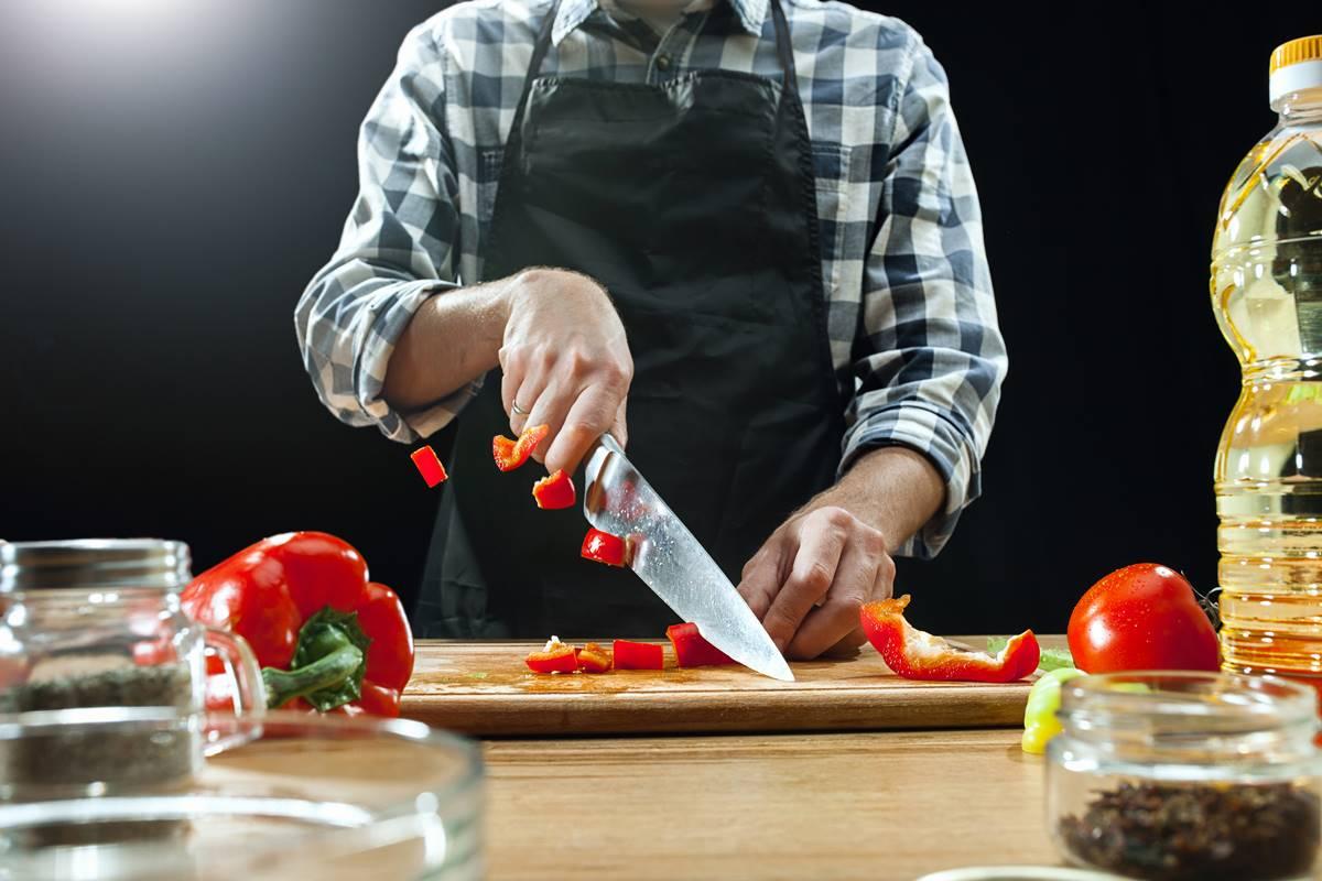 Sebze Doğrama için Kullanılan Yöntemler ve Bilinmeyen Detaylar