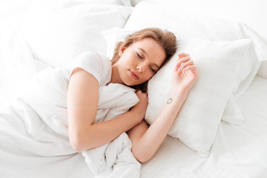 Yan Şekilde Uykuya Yatmak
