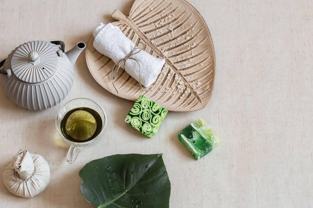 Yeşil Çay Cilt Bakımında Adeta Mucize Yaratıyor