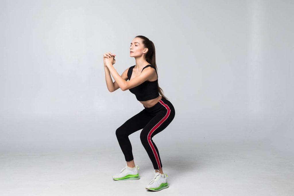 kilo almak için squat
