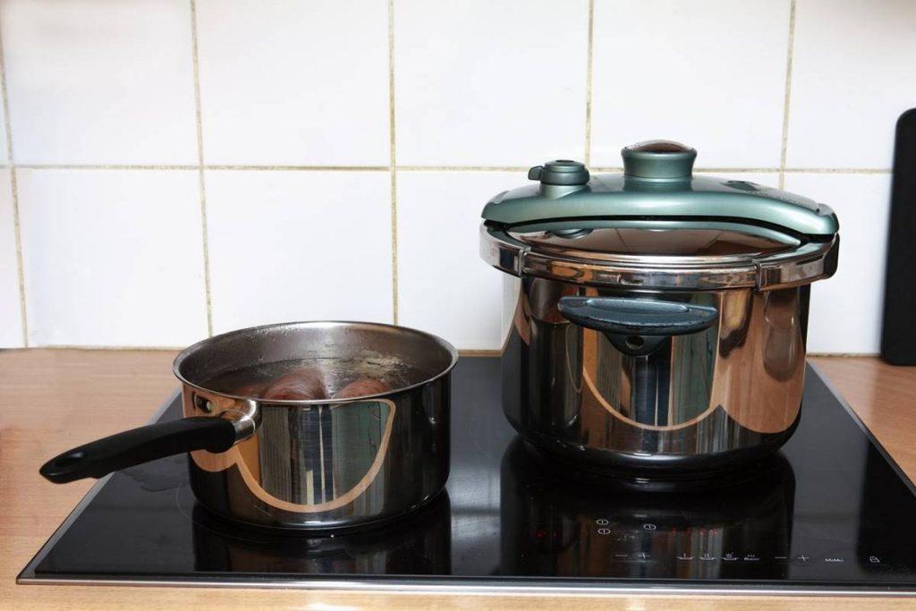 Düdüklü Tencerede Pişirme Süreleri
