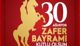 30 Ağustos Zafer Bayramı Bayram Mesajları