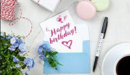 Doğum Günü Sözleri