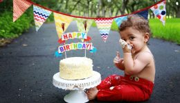 1 Yaş Doğum Günü Mesajları