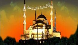Hoş Geldin Ramazan Sözleri