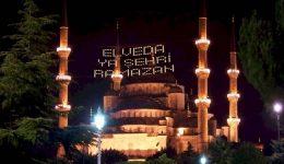 Elveda Ramazan Sözleri