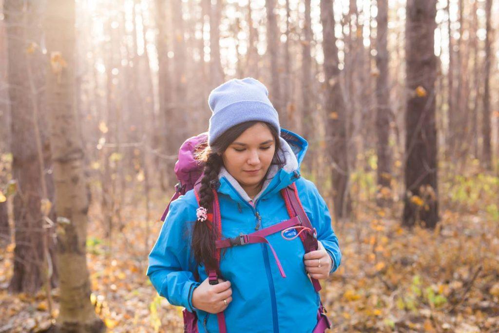 Outdoor Sıcak Tutan ve Nefes Alabilir Bir Polar Giyin