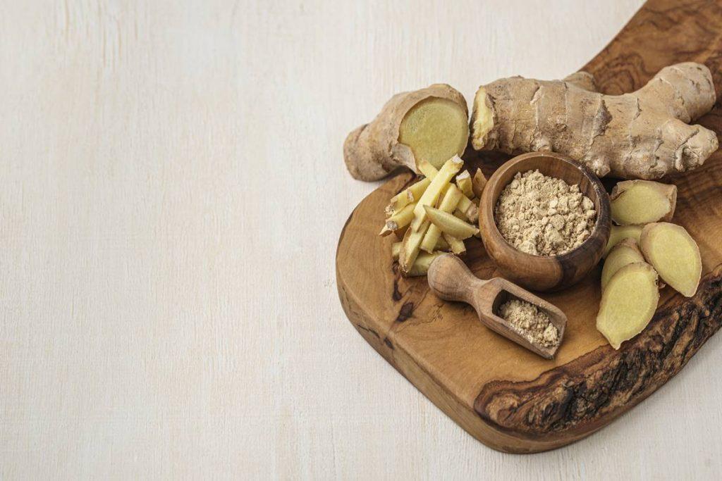 Toz Zencefil Hangi Yemeklerde Kullanılır?