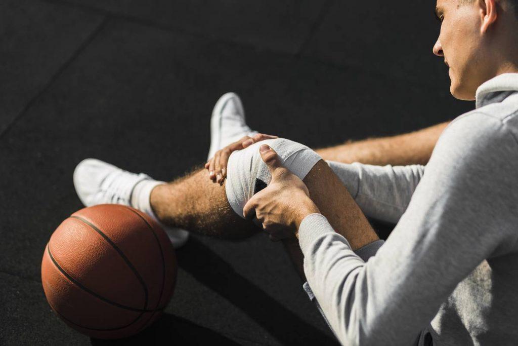 Sporda Sakatlık Herkesin Başına Gelebilir