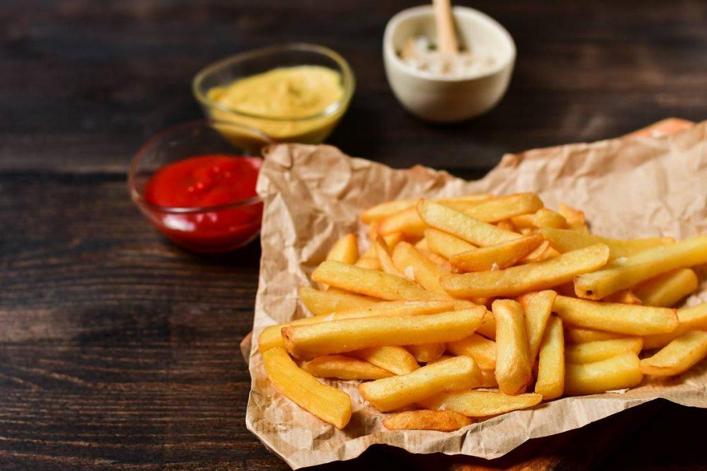 Patates Kızartmasında Hangi Yağ Kullanılır?