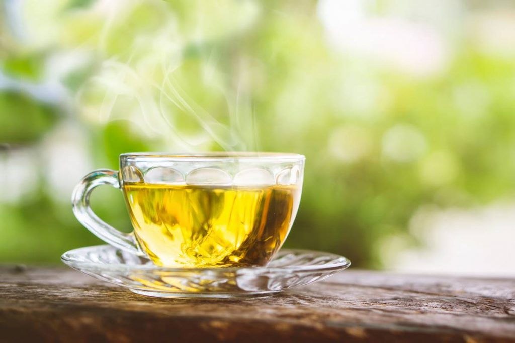 Zayıflatan Yeşil Çay