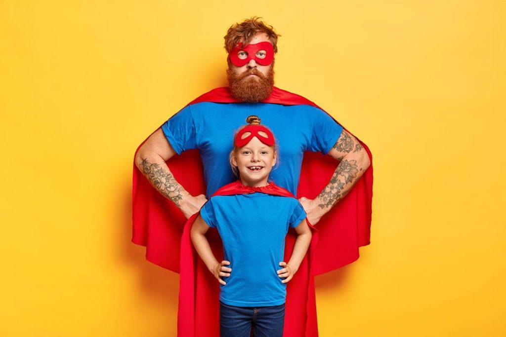 Henry Cavill ile Superman'i İnşa Etmek