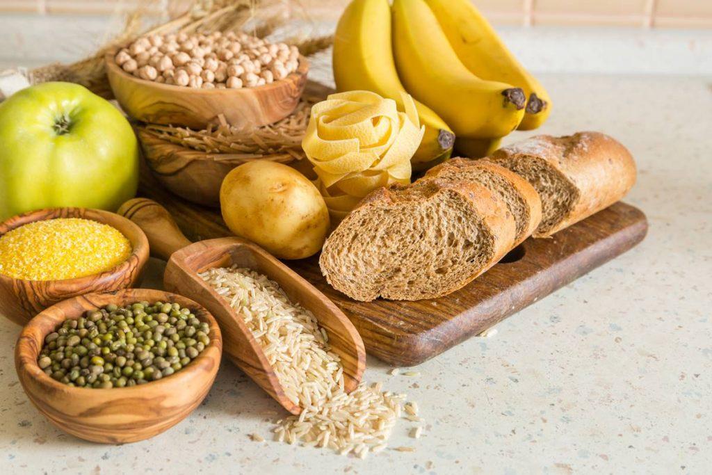 Yeterli Miktarda Protein ve Karbonhidrat Alın
