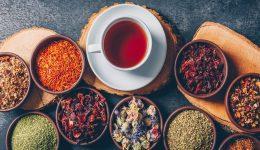Zayıflatan Yağ Yakan Mucizevi Bitkisel Çaylar