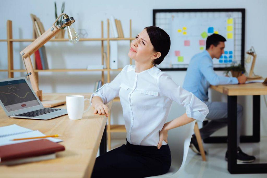 Bel ve Boyun Ağrısı için Bu Kısım Masa Başı Çalışanlara!
