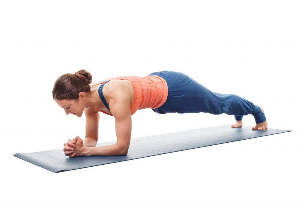Günde 15 Dakika Extended Plank
