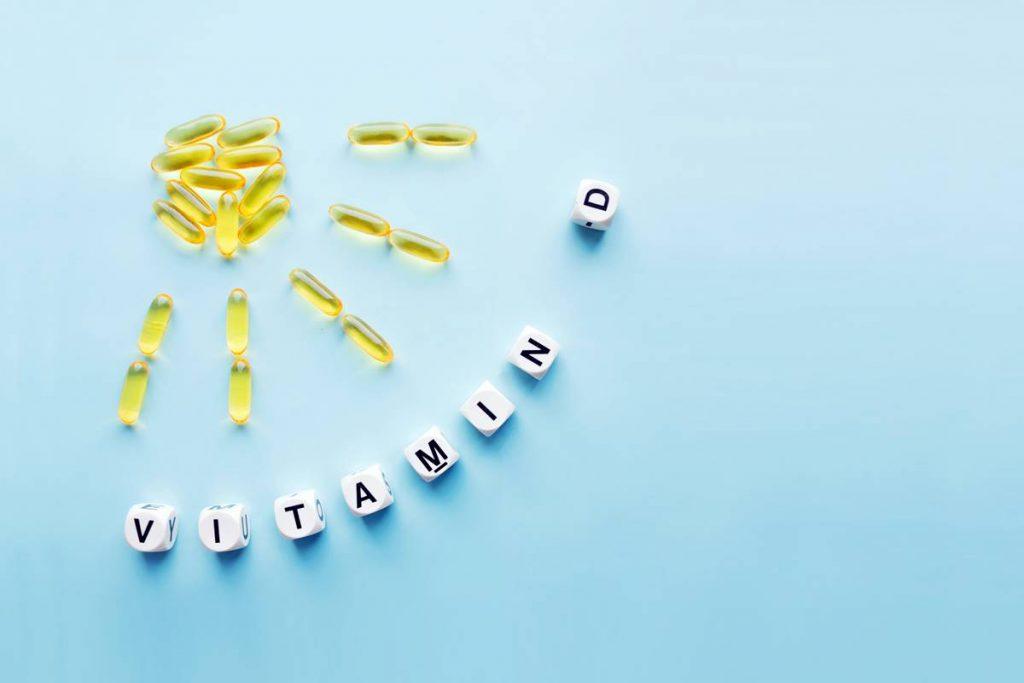 Derin Uyku için D Vitamini Alın