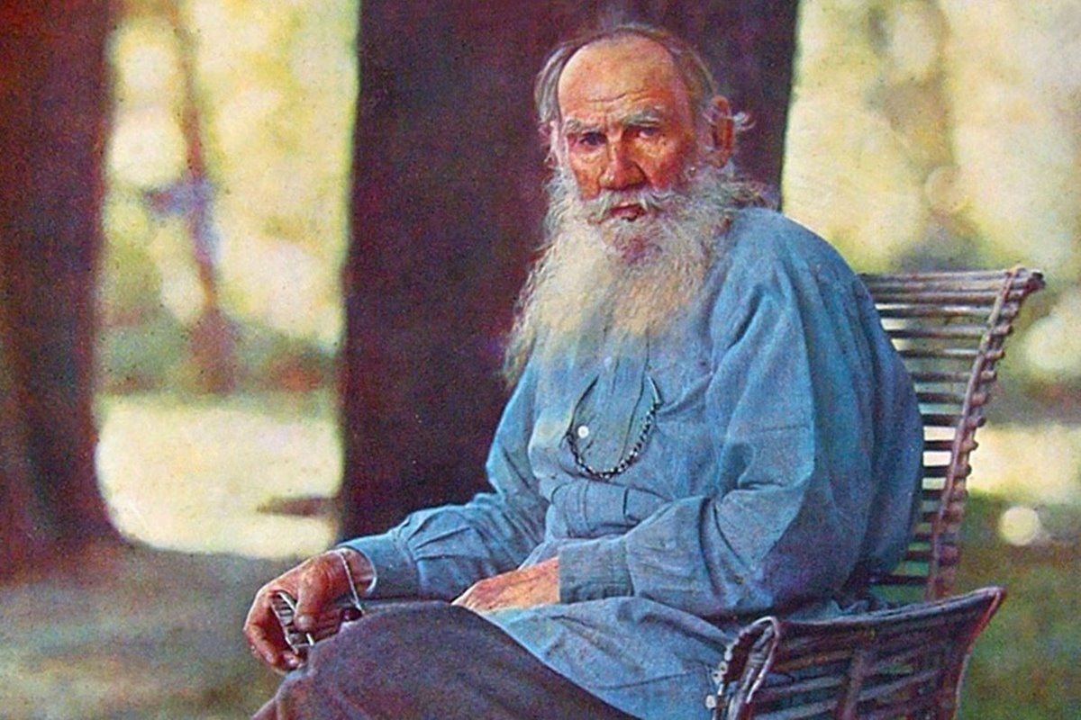 Lev Tolstoy Sözleri