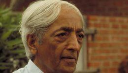 Jiddu Krishnamurti Sözleri
