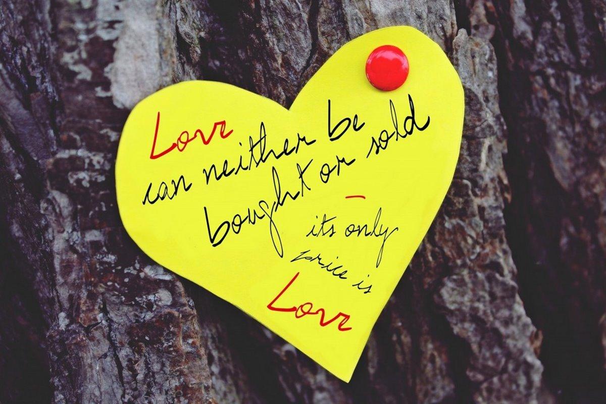 İngilizce Aşk Sözleri