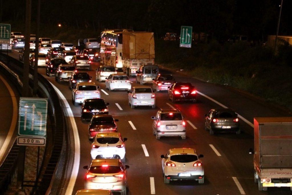 Trafikle İle İlgili Sözler