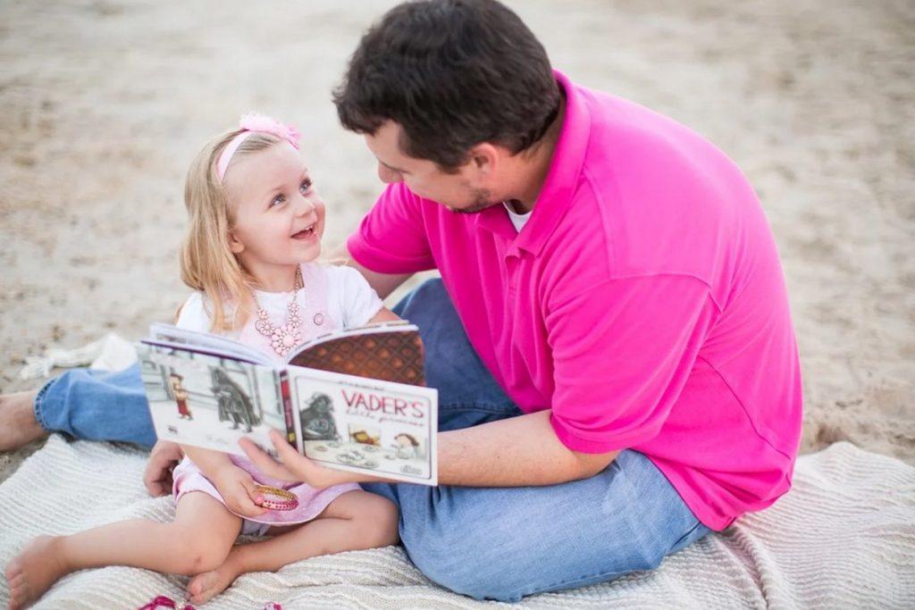 Babanın Kızına Güzel Sözler