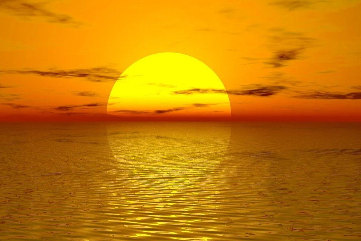 Güneş İle İlgili Sözler