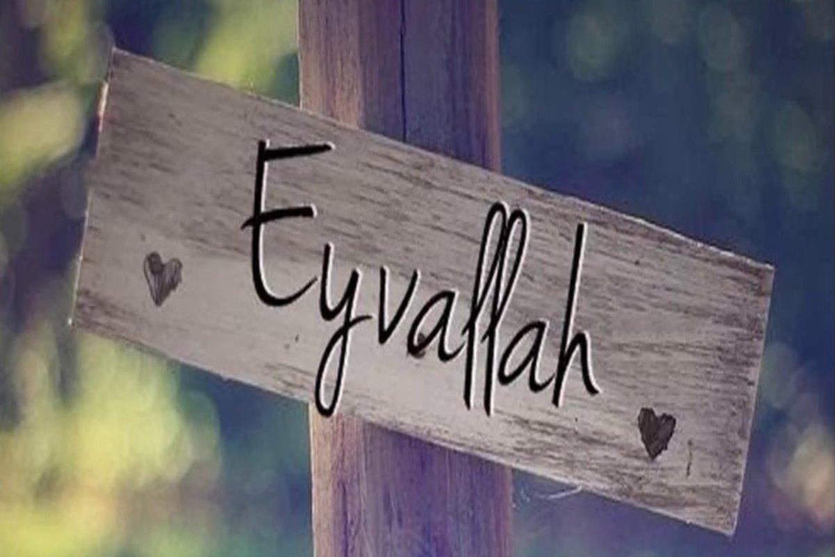 Eyvallah Sözleri